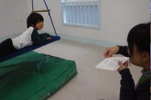 療育:作業療法「ひつじグループ」