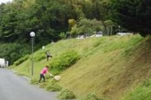 おやじの会:草刈り2012
