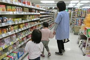 木曜グループ 「スーパーでお買い物」