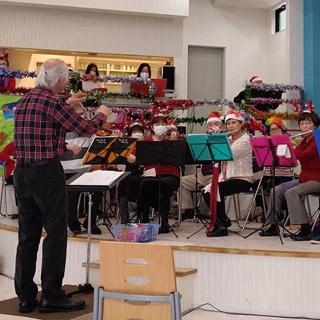 クリスマスミニコンサート(R2.12.13)開催